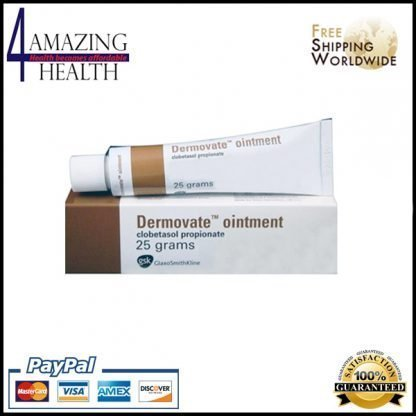 dermovate ointment tube