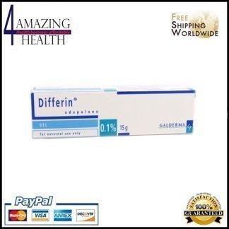 differin tube