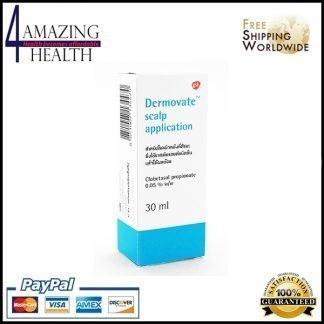 dermovate scalp application box
