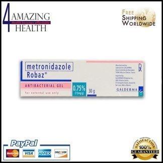 metronidazol robaz tube