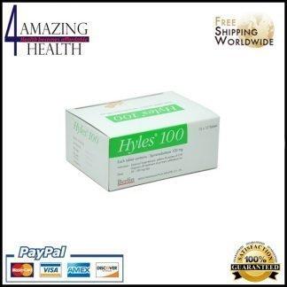 Hyles 100 box