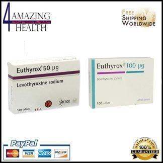 euthyrox 50 mcg & 100 mcg
