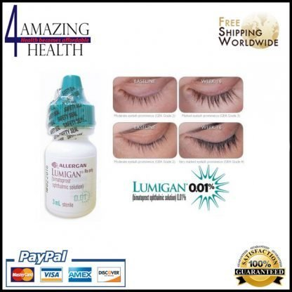 Bimatoprost ophthalmic solution 0.01%