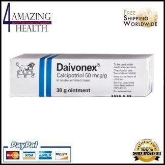 Daivonex Ointment Calcipotriol