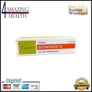 eczema cream betnovate-N