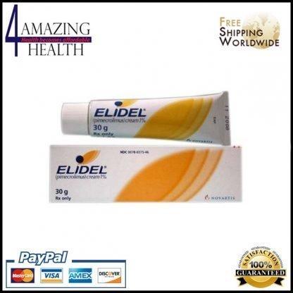 Elidel Cream tube