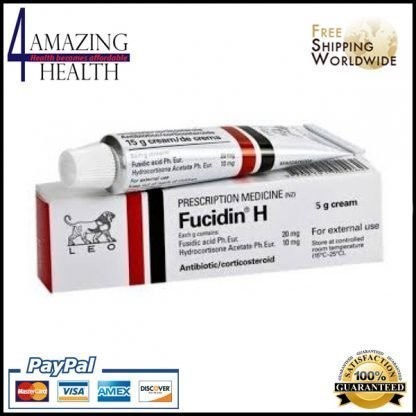 fucidin-h cream 2% / 1%