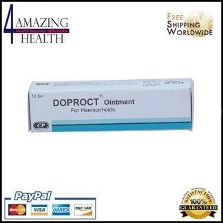 doproct ointment 10g